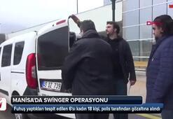 Manisada swinger operasyonu