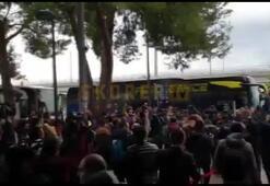 Volkan Demirel Antalyada böyle karşılandı
