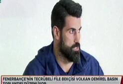 Volkan Demirel, Fenerbahçe camiasından özür diledi