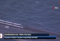 Danimarkada tren faciası: 6 ölü