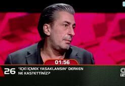 Erkan Petekkayadan yeni alkol ve sigara açıklaması