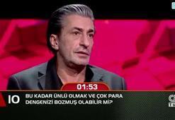 Erkan Petekkayadan çarpıcı şöhret açıklaması