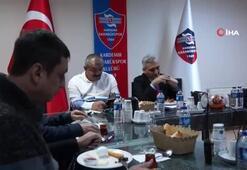 """Karabükspor Başkanı Yüksel: """"Transferi açabilmemiz için 7-10 Milyon TL para lazım"""""""