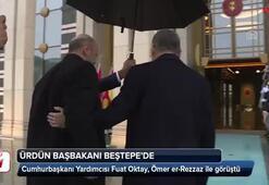 Cumhurbaşkanı Yardımcısı Oktay Ürdün Başbakanı ile görüştü