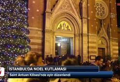İstanbulda Noel kutlaması