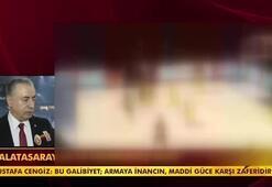 Mustafa Cengiz taraftarı çıldırttı