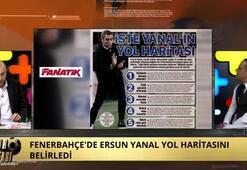 Ersun Yanal, Volkan Demirel konusunda ısrarcı değil