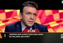 ABDnin Suriyeden çekilmesi ne anlama geliyor  Abdullah Ağar, 40ta yorumladı