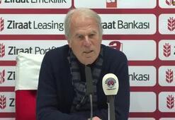 Mustafa Denizli: Kupada ve ligde hedeflerimiz var