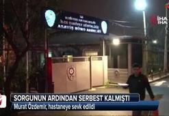 Murat Özdemir akıl hastanesine sevk edildi