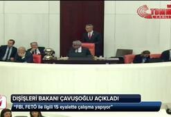 Dışişleri Bakanı Çavuşoğlu açıkladı: ABDden FETÖ hamlesi