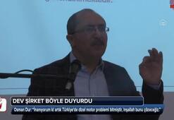 Türkiyede dizel motor problemi bitmiştir