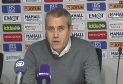 """Kemal Özdeş: """"2 puan kaybettik ama oyunun hakkı 1 puandı"""""""