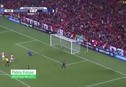Teofilo Gutierrez, önce attı sonra kaçırdı, kupa gitti