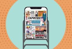 Yeni nesil E-Gazete: Milliyet Express