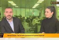 Nevzat Dindar: Alan listede birinci sırada