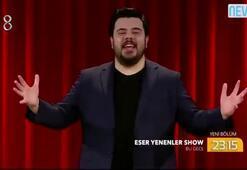 Eser Yenenler Show 5. Bölüm fragmanı izle