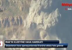 Terör örgütü PKKya sınır ötesinde ağır darbe