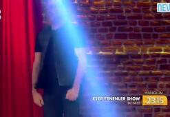 Eser Yenenler Show 4. Bölüm fragmanı izle
