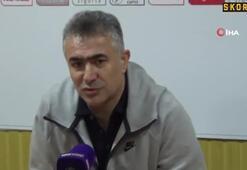 """Mehmet Altıparmak: """"Zamanımız olsaydı daha farklı skora gidebilirdik"""""""