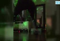 Tuğba Ekinci dansıyla olay oldu