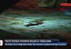 Kadıköy'de bıçaklı kavga: 1 yaralı
