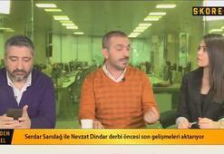 Serdar Sarıdağ: G.Saray tweetleşme için UEFAya gitmeli