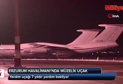 Yardım uçağı 7 yıldır yardım bekliyor