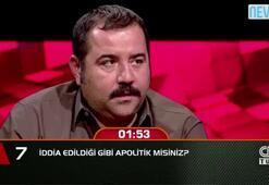 Ata Demirer apolitik mi 40ta yanıt verdi