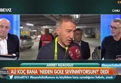 Ahmet Ağaoğlu, Ali Koç ile arasında geçen diyaloğu açıkladı