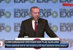 Cumhurbaşkanı Erdoğan: Bu yıl tarihi bir rekor kırarak...
