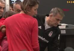 Beşiktaş kafilesi Kayseriye gitti