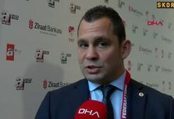 """Onur Başar: """"Yakaladığımız iyi seriyi Trabzonda devam ettirmek istiyoruz"""""""
