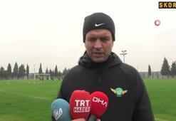 Cihat Arslan: Zor da olsa kazanmak için elimizden geleni yapacağız