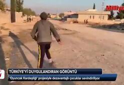 Türkiyeyi duygulandıran görüntü