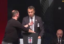 Fikret Orman: Beşiktaşı Dolmabahçe Sarayından değil Çağlayan Adliyesinden aldık
