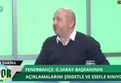 Halil Özerden Mustafa Cengiz çıkışı Artık yeter başkan...
