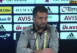 Mustafa Camunak: 2. yarı hücumda daha iyi bir Alanyaspor vardı