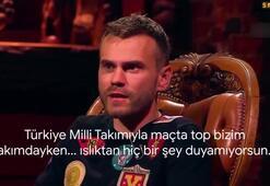 Igor Akınfeevden Türkiye itirafı
