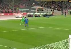 Cedric Bakambu, Çini böyle salladı Son 6 maçta 6 gol...