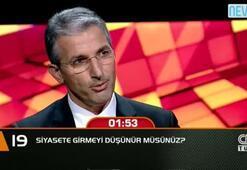 Nedim Şener siyasete girecek mi