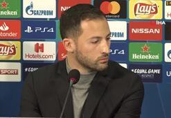 Domenico Tedesco: Güzel bir maç çıkardık
