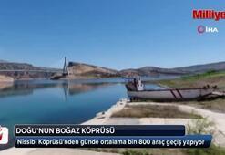 Doğunun Boğaz Köprüsünden 2 milyondan fazla araç geçti