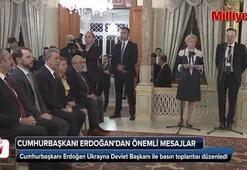 Son dakika   Cumhurbaşkanı Erdoğan açıkladı: Az önce imzaladık...