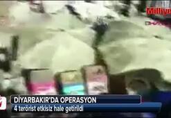 Diyarbakırda operasyon