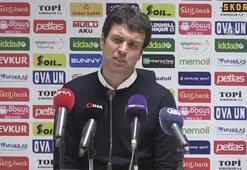 Akhisarspor-Göztepe maçının ardından