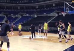 Fenerbahçeden Eric Greenli paylaşım