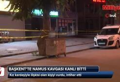 Ankarada namus cinayeti