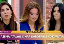Asena Atalaydan nafaka açıklaması