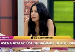 Asena Atalay: Caner evde kahraman gibi